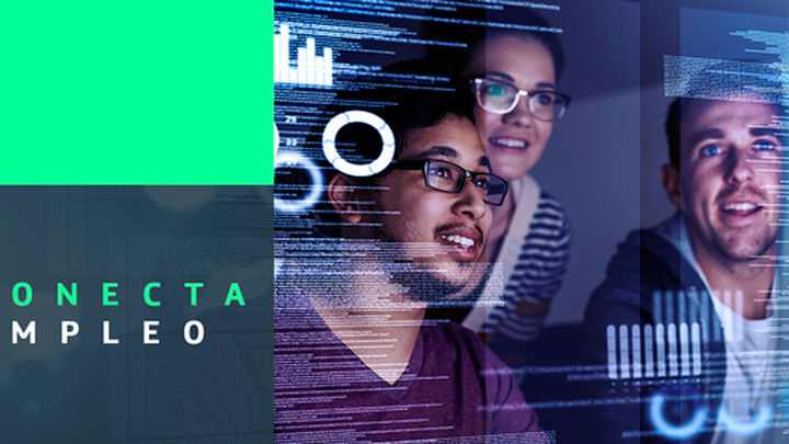 Cursos gratuitos, orientación laboral e información en Conecta Empleo de la Fundación Telefónica