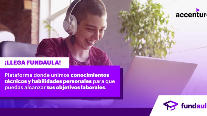Fundación Accenture ofrece formación gratuita en competencias digitales
