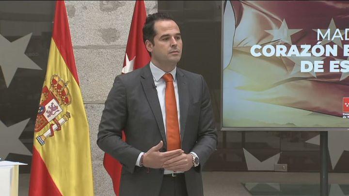 Aguado cancela la rueda de prensa del Consejo y anuncia una comparecencia urgente tras la moción en Murcia