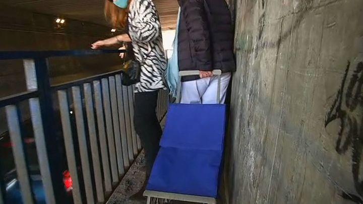 El túnel de la discordia para los vecinos de Aravaca