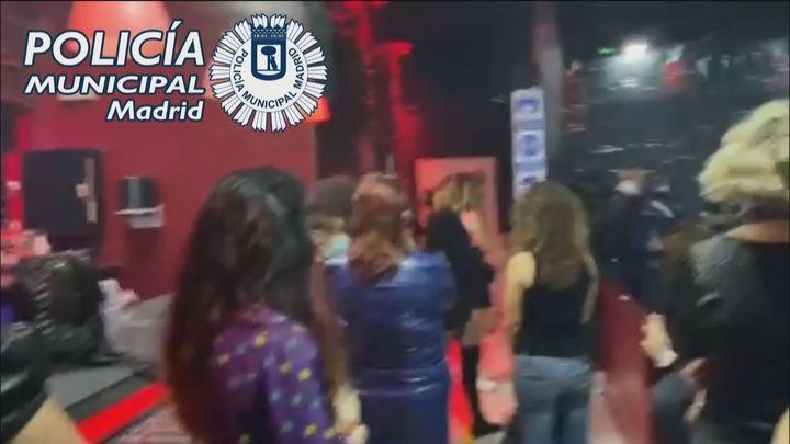 Detectadas más de 270 fiestas ilegales este fin de semana en la capital