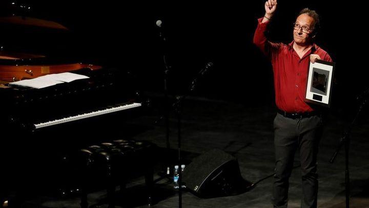 Iñaki Salvador sufre una indisposición en una actuación en el Teatro Real