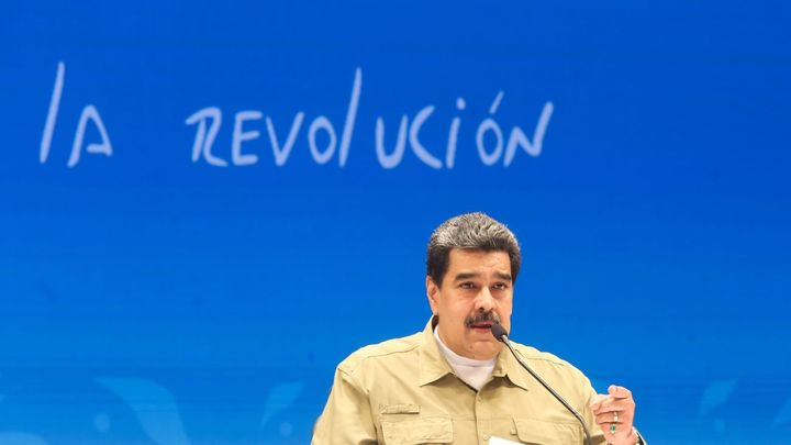 """Maduro ordena """"revisar a fondo"""" las relaciones con España tras visitar Laya la frontera con Colombia"""