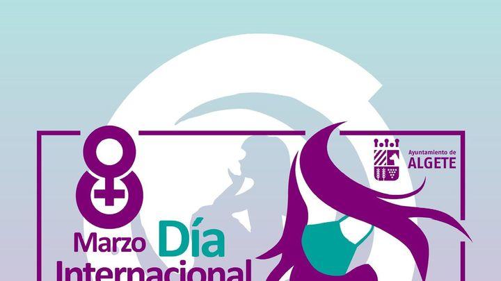 El Día Internacional de la Mujer se celebrará en Algete con actividades 'online'