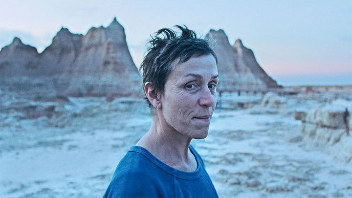 'Nomadland' triunfa en los Globos de Oro y pone rumbo fijo a los Oscar