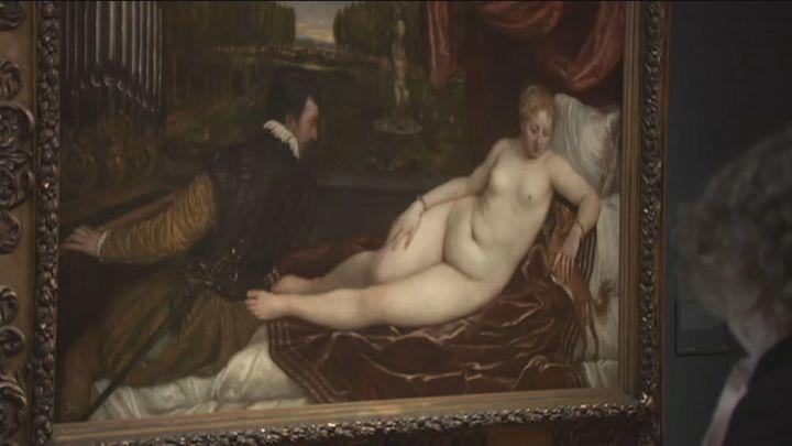 Una exposición sobre la mitología cita en El Prado a las mejores figuras del Renacimiento