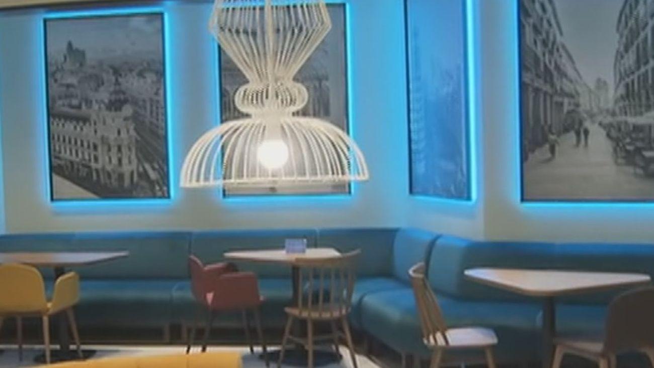 Los hoteles abiertos de Madrid siguen en mínimos de ocupación
