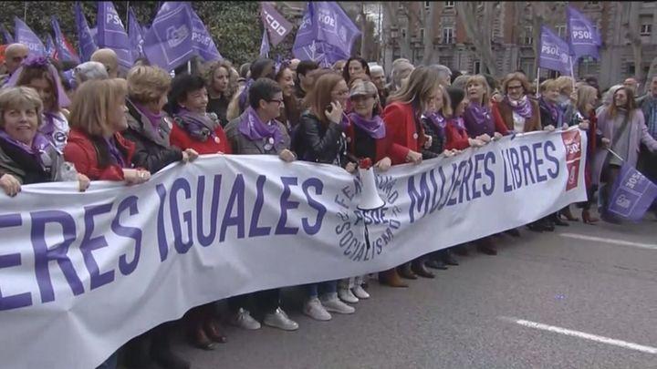 No habrá concentraciones el 8-M en Madrid sin autorización de Sanidad