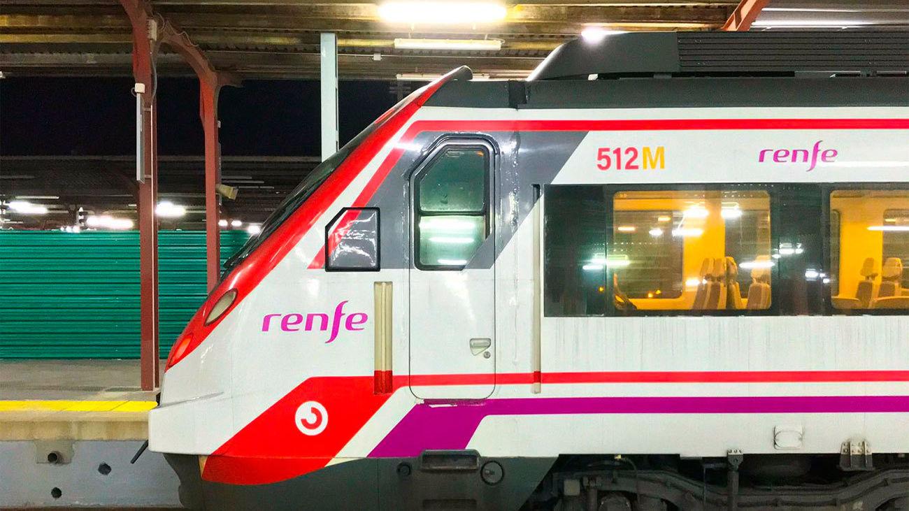 Restablecida la circulación en la  línea C4 por una incidencia en la estación de Cantoblanco