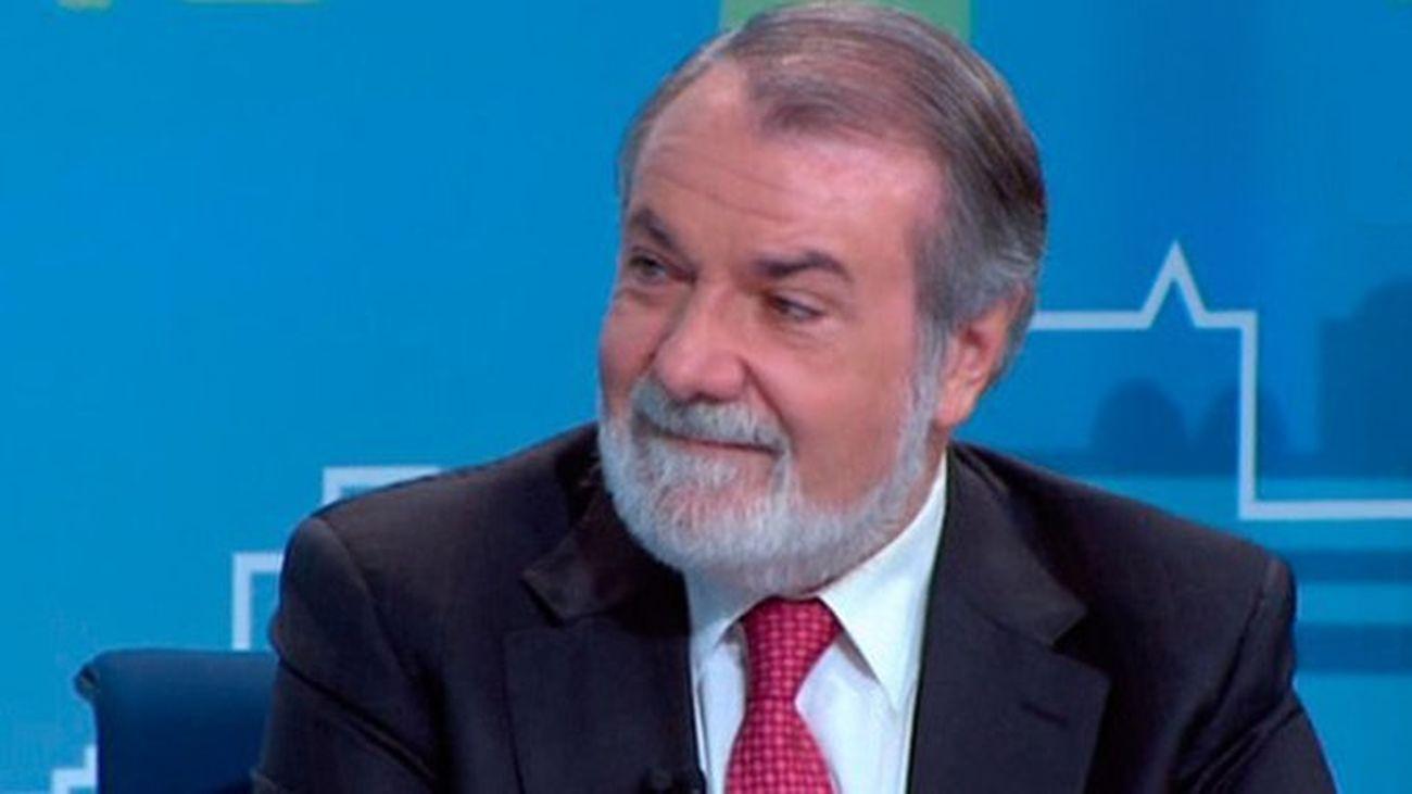 Jaime Mayor Oreja, exministro y exdiputado del Partido Popular