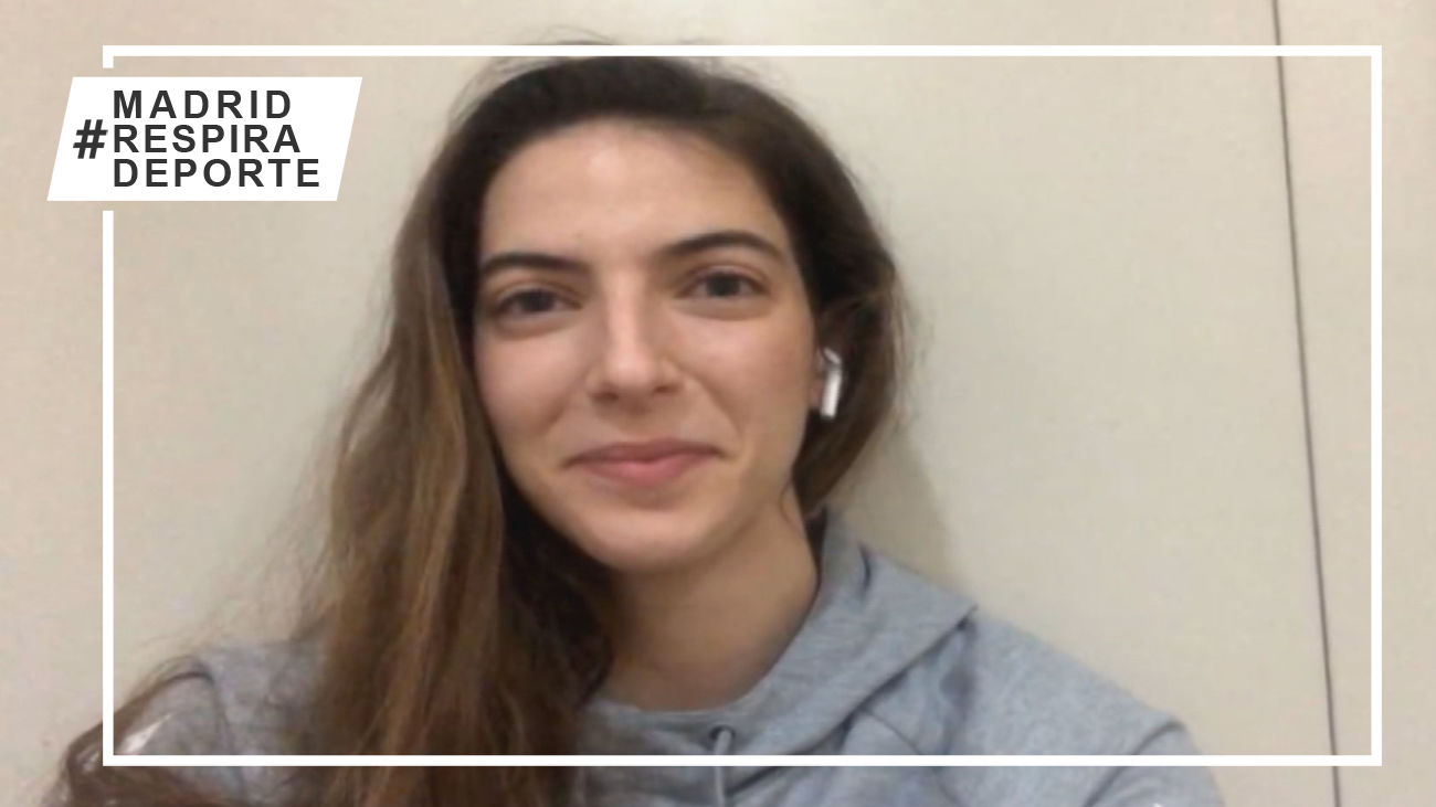 "Alejandra Álvarez del Burgo, capitana del Voleibol Alcobendas: ""Hemos hecho historia"""
