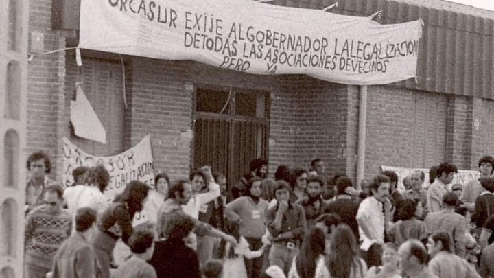 Analizamos el movimiento vecinal madrileño con Félix López Rey