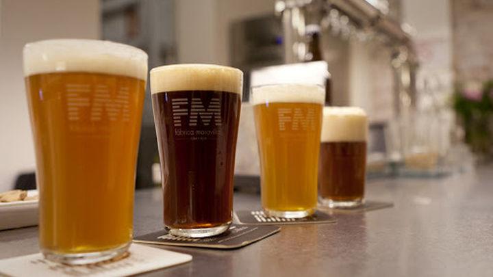 El último bar de Malasaña que produce su propia cerveza