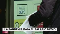 La pandemia afecta al salario medio, en Madrid 1.964 euros brutos al mes