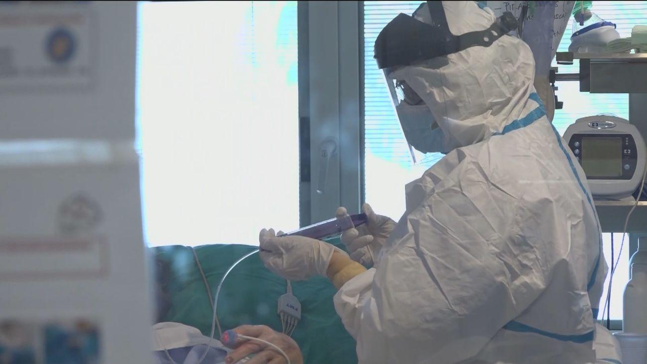 Madrid notifica 1.062 contagios y 30 defunciones por Covid-19 en las últimas 24 horas