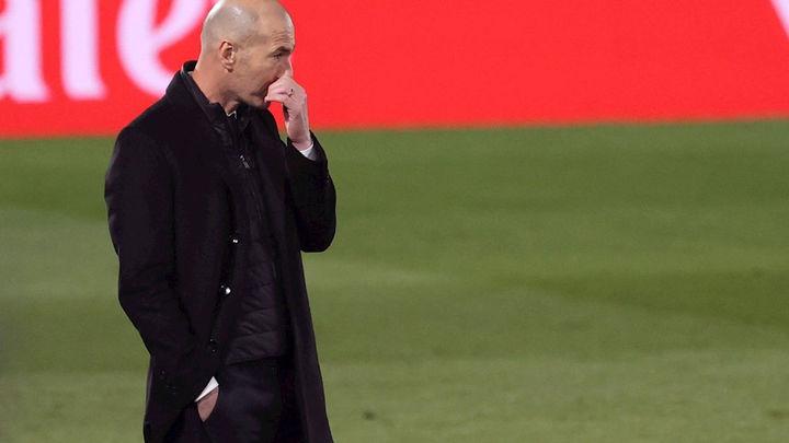 """Zidane: """"Hay que pensar que todavía queda mucha Liga"""""""