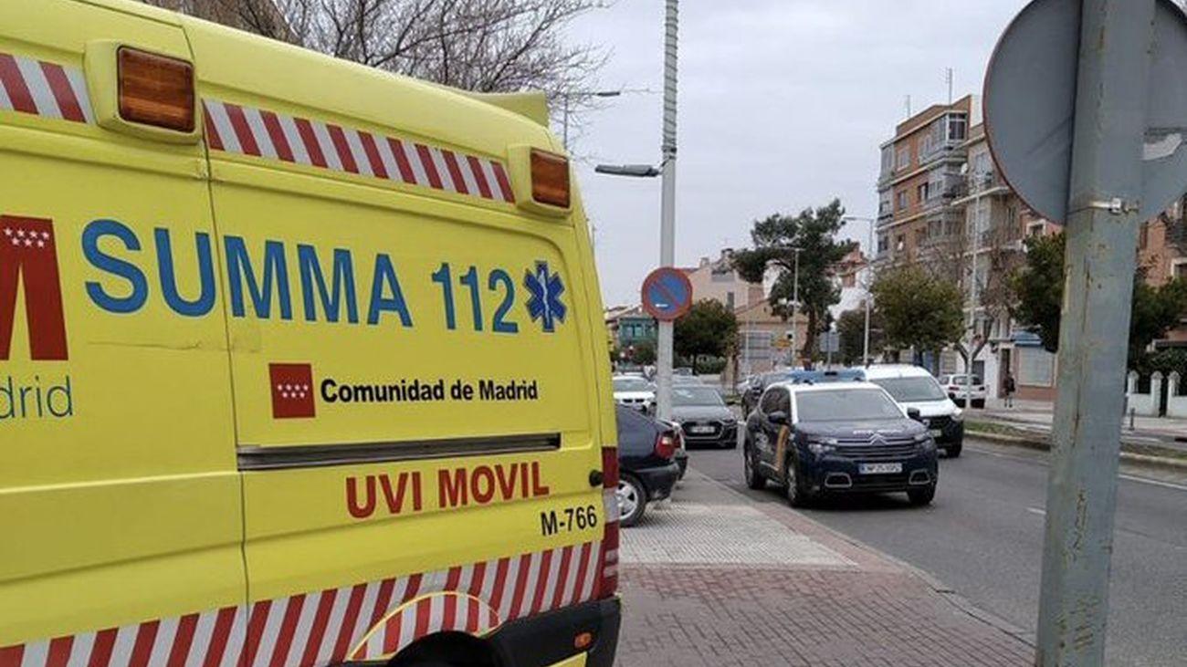 Una mujer es asesinada a puñaladas en Torrejón y detienen a su expareja