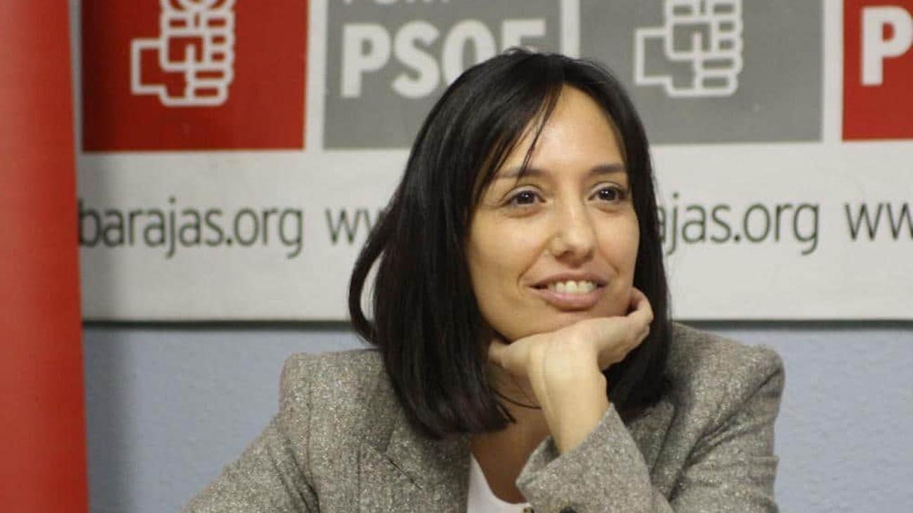 Mercedes González Fernández, concejala del PSOE en Madrid