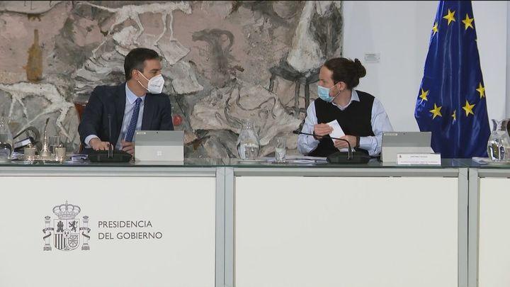 Sánchez e Iglesias se reunirán esta semana para limar asperezas