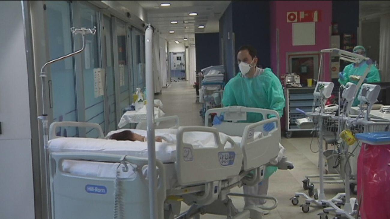 El Ministerio de Sanidad registra 6.137 nuevos contagios y 446 muertes por Covid-19