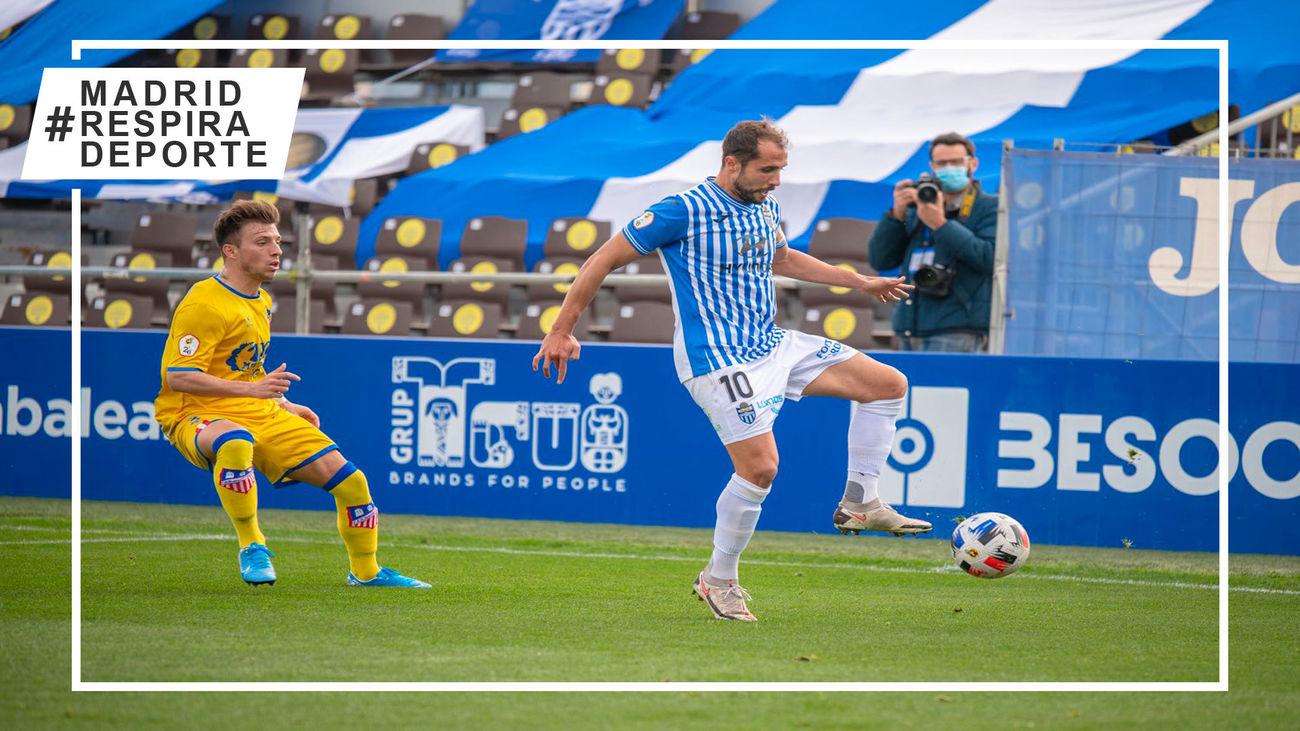 0-0. El Navalcarnero no encuentra el gol ante elAtlético Baleares