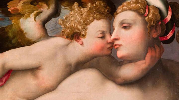 El Prado muestra por primera vez en 400 años las seis telas mitológicas que encargó Felipe II a Tiziano