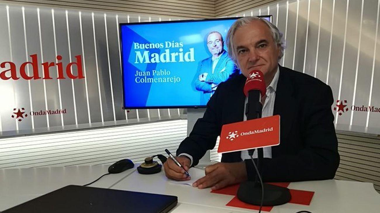 Miguel Garrido, presidente de CEIM y vicepresidente de la CEOE