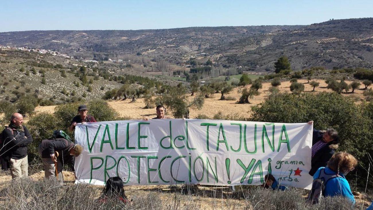 Para luchar contra escombreras y vertidos ilegales, nace Ecologistas Valle del Tajuña