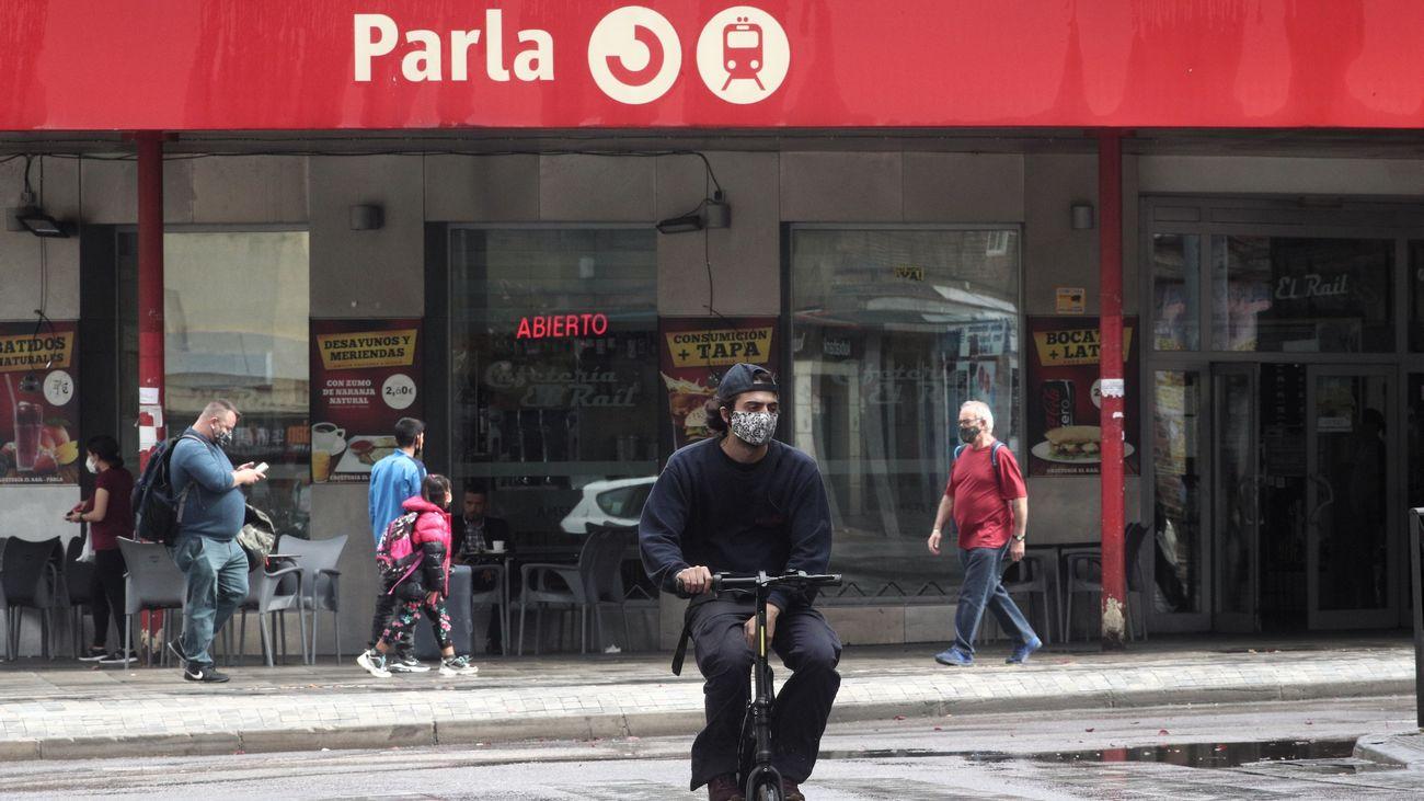 Tras años de reivindicaciones Parla tendrá una segunda estación de Cercanías