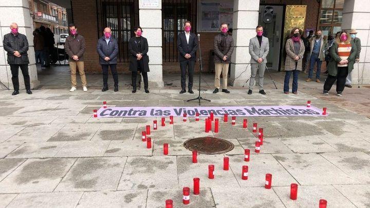 Conmoción en Torrejón por la última víctima de la violencia machista