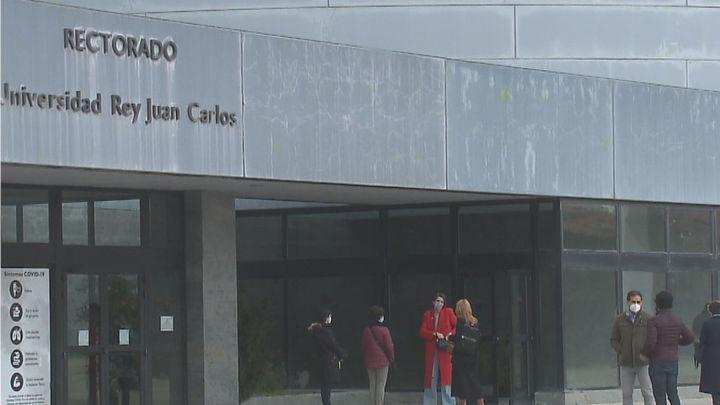 Más de 50.000 estudiantes y 2.800 profesores eligen al nuevo rector de la Universidad Rey Juan Carlos