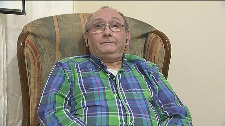 """Fulgencio Fernández: """"Me he acostado muchas noches sin cenar para que coma mi hija de dos años"""""""