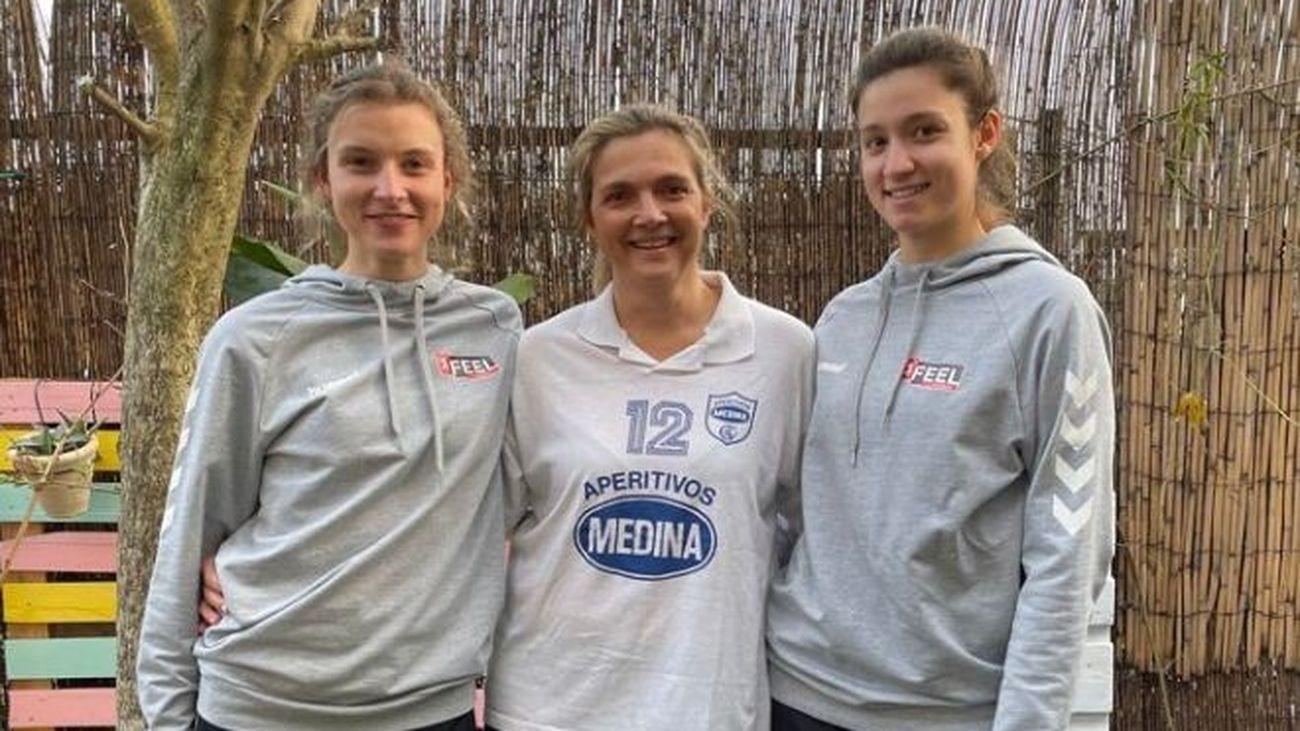 Alonso-Corcelles, dos generaciones de campeones para el voleibol de Madrid