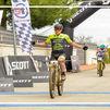 Sandra Pastor y Francisco Herrero ganan el Circuito Scott 7 Estrellas en Fresno del Torete