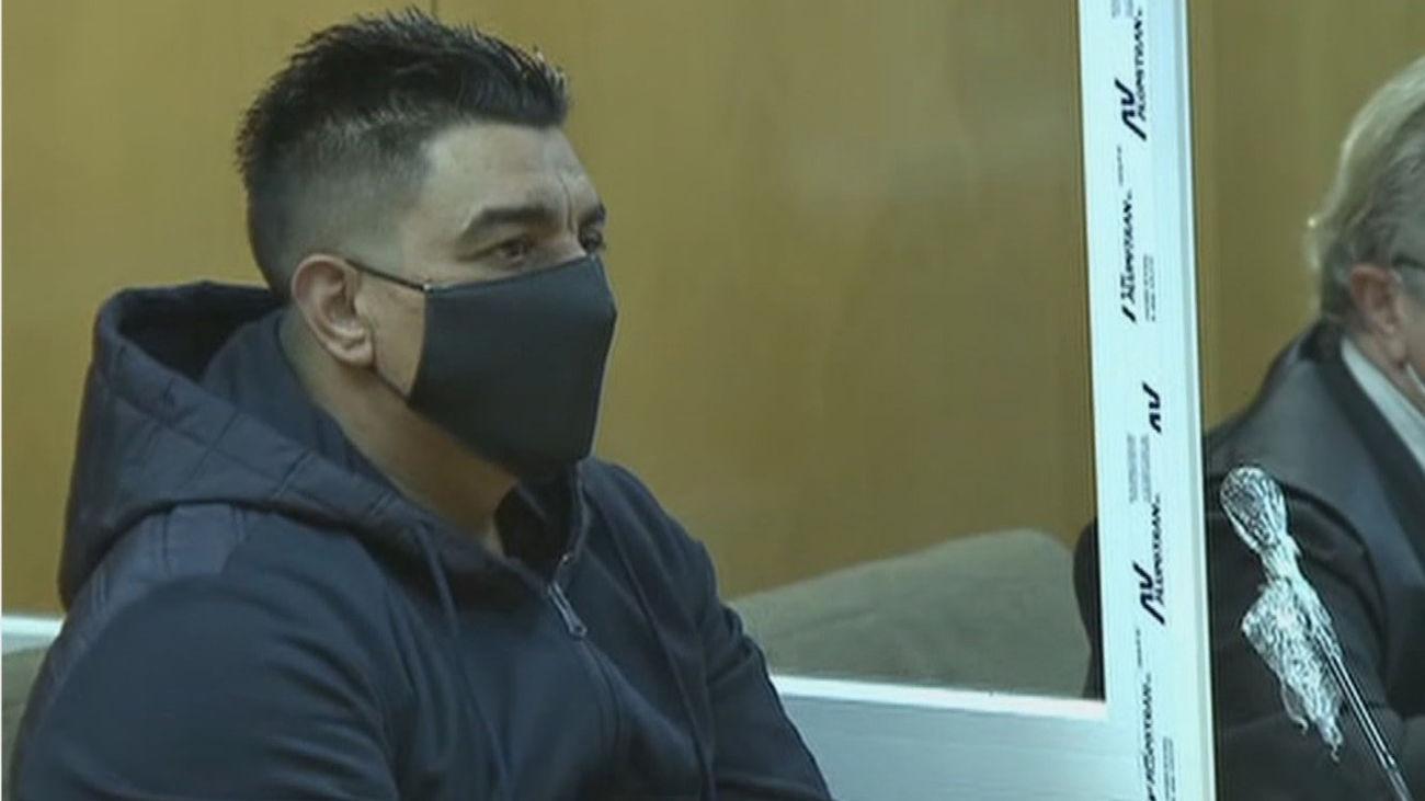 Declaran culpable de asesinato al hombre que atropelló a su mujer en la A-5 tras volver de una fiesta familiar