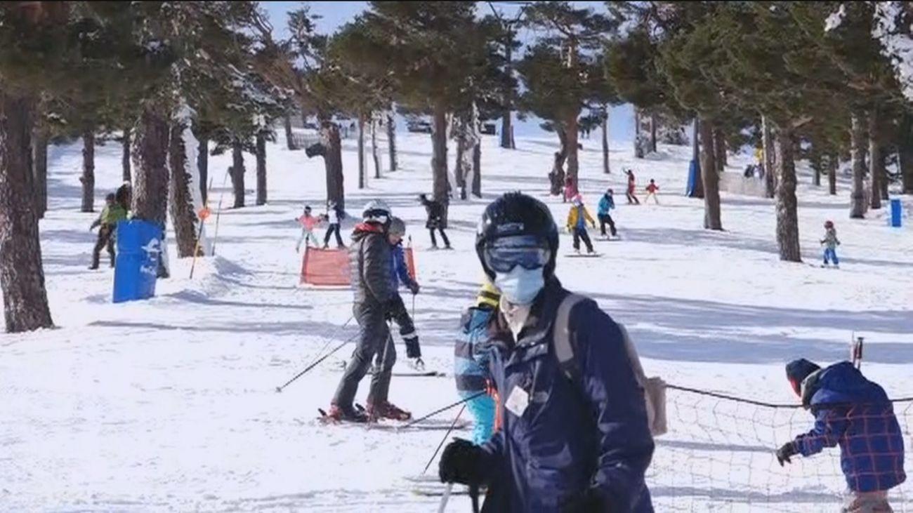 La estación de esquí de Navacerrada confirma su cierre definitivo