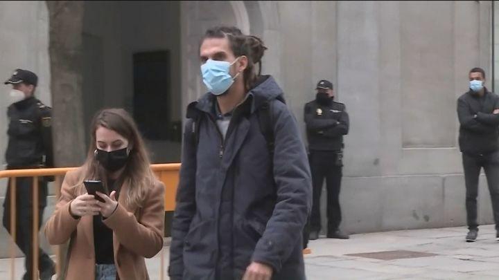 El Supremo lleva a juicio al diputado de Podemos Alberto Rodríguez por agredir a un policía en una protesta