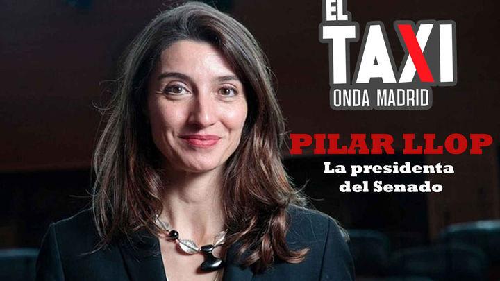 El Taxi de Pilar Llop, la presidenta del Senado