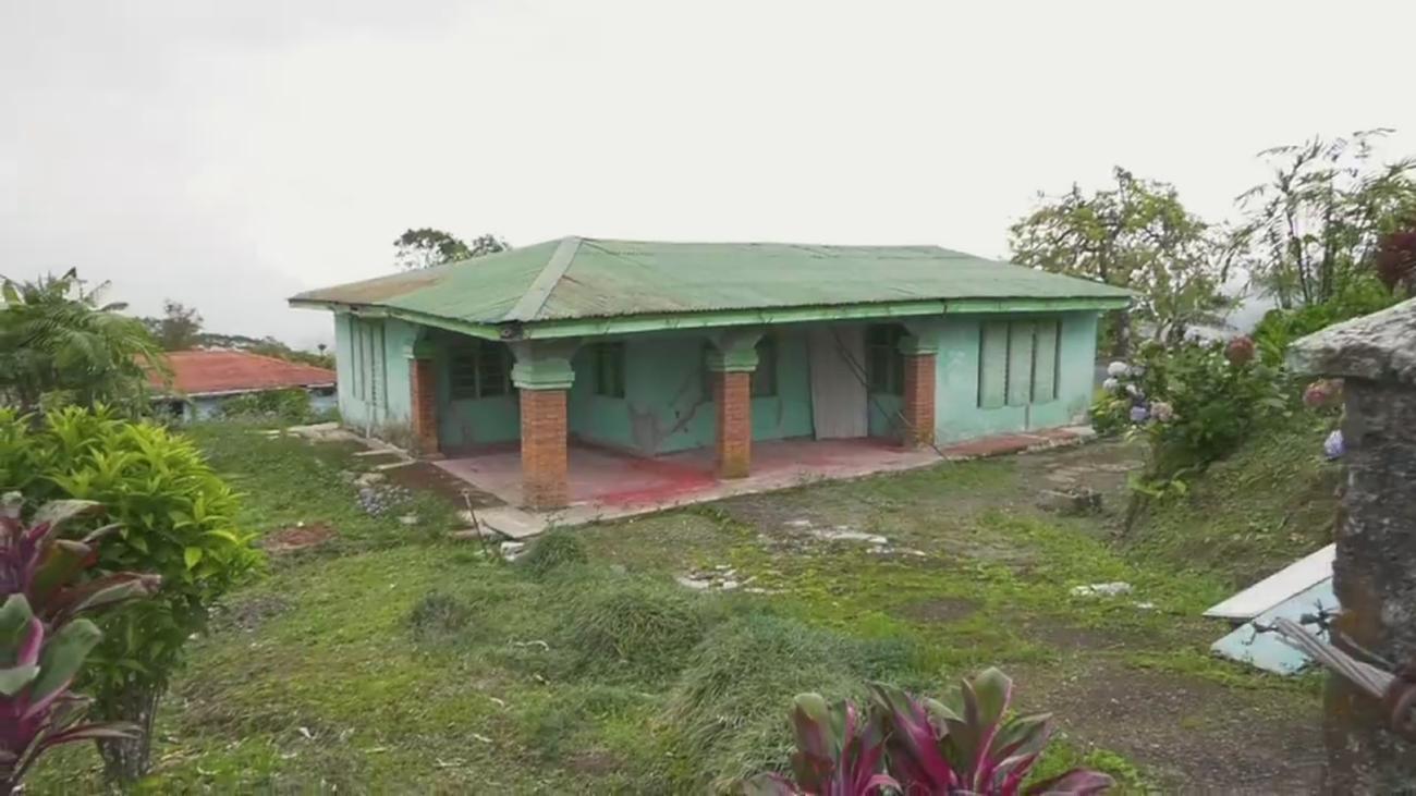 Cinchona, el pueblo fantasma de Costa Rica