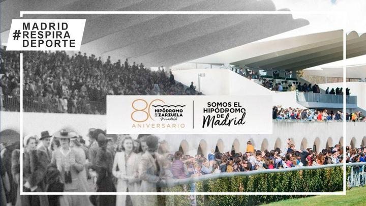 El Hipódromo de la Zarzuela presenta la temporada 2021 en la que cumple 80 años