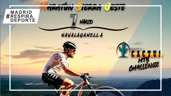 Navalagamella, primera de las cinco puntuables del Maratón Sierra Oeste MTB