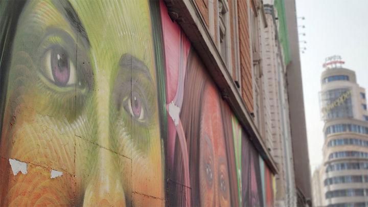 Los muros que hablan de feminismo en Madrid