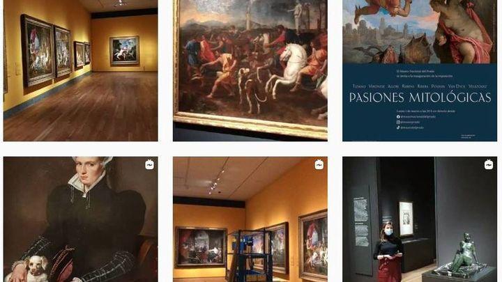 El Instagram del Museo del Prado, recomendado por 'The New York Times'