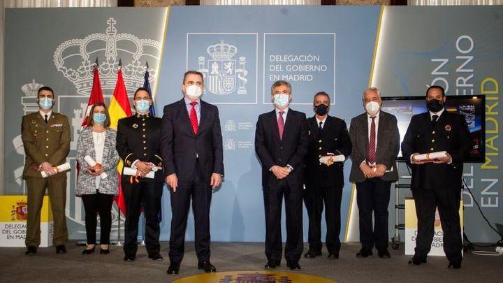 Delegación del Gobierno reconoce el esfuerzo de varios servicios durante la pandemia y Filomena