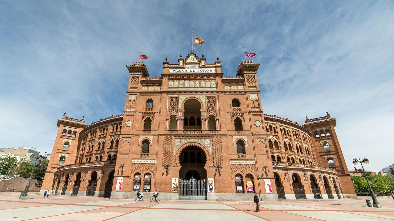 Plaza de toros de Las Ventas, en Madrid