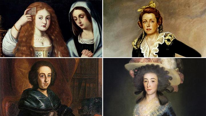 Mujeres madrileñas en la historia