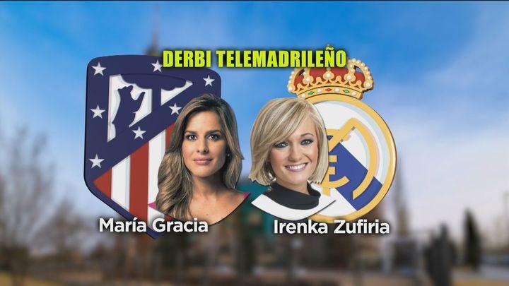 El derbi telemadrileño: hacemos porra para el domingo con un partido de futbolín