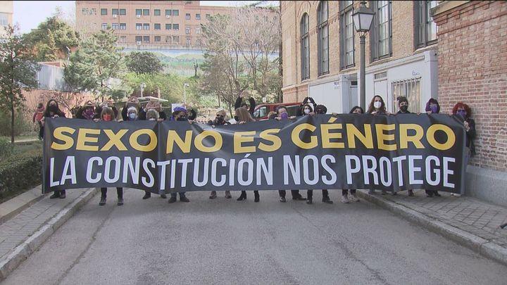 Feministas esperan que el TSJM concilie el derecho a manifestación con las garantías sanitarias