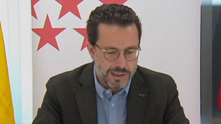 Lasquetty recalca la intención del Gobierno de bajar medio punto el IRPF durante la legislatura