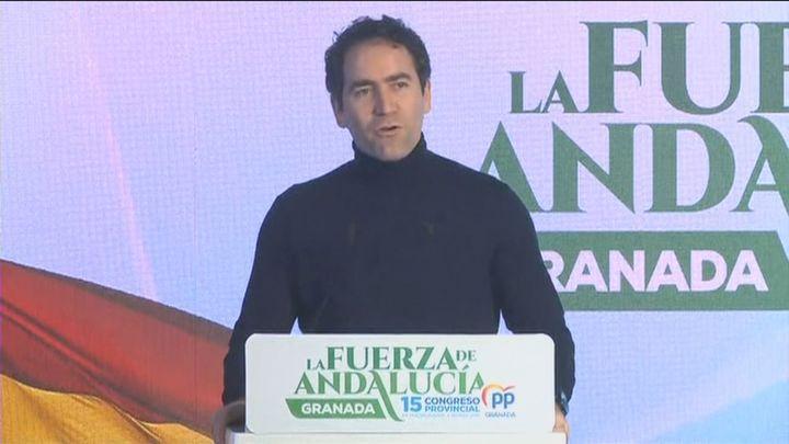 """El PP afirma que """"ninguna apisonadora borrará el error de Sánchez"""" el 8-M del año pasado"""